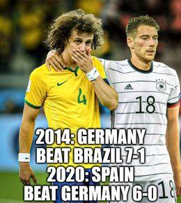 Beat brazil memes
