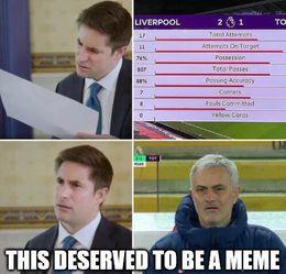 Deserved memes