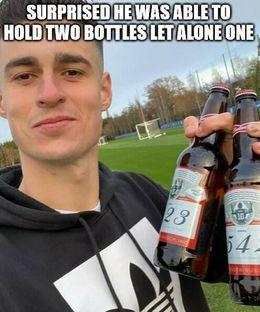 Two bottles memes