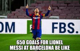 At barcelona memes