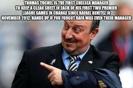 Chelsea manager memes